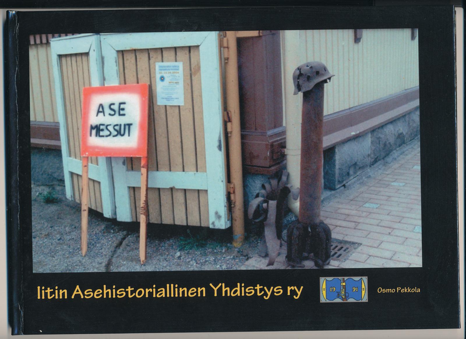 Myymälä - Iitin asehistoriallinen yhdistys ry.